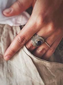 Bilde av Ametyst - HOPE Ring