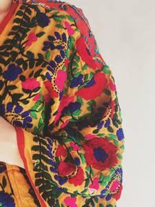 Bilde av Chennai Embroidery Kimono No.