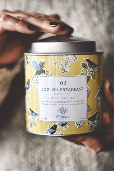 English Breakfast Svart Te