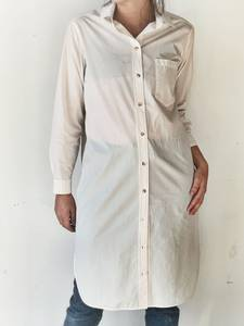 Bilde av Chalk - Vilde Skjorte Kjole