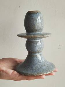 Bilde av Keramikk Lysestake 15 cm