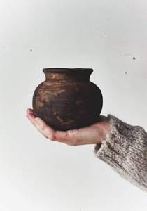 Bilde av Vintage Keramikkvase Liten 9
