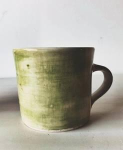 Bilde av Lys grønn - Stort Te Krus